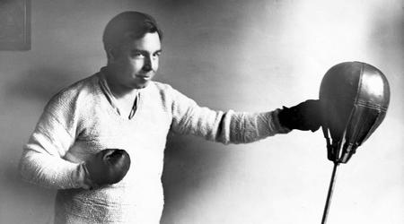 JB Priestley Boxing